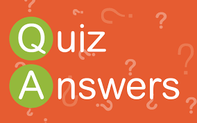 Week 5: Year 7-10 Vocabulary Weekly Quiz Answers.